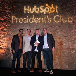 HubSpot President's Club